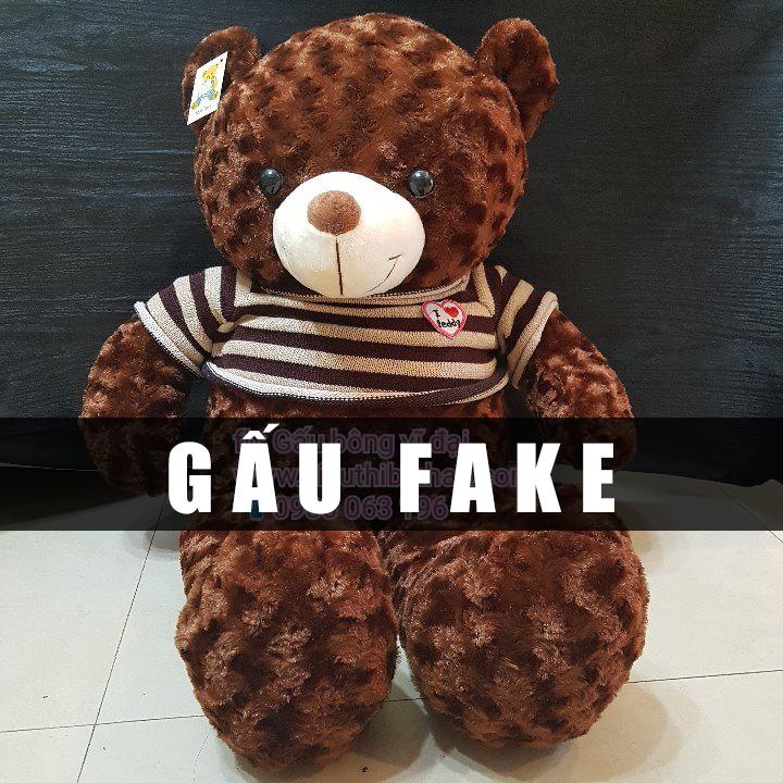 Gấu Bông Fake