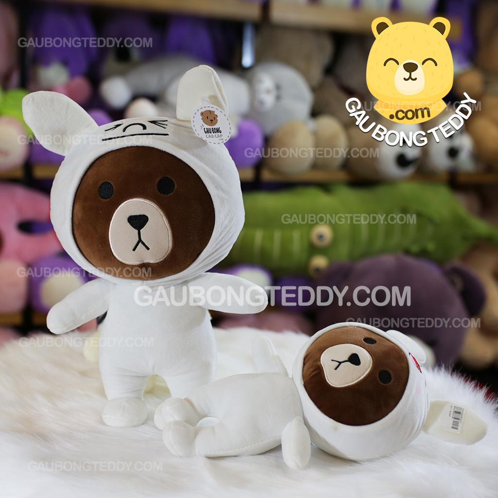 Gấu Brown cosplay Cony